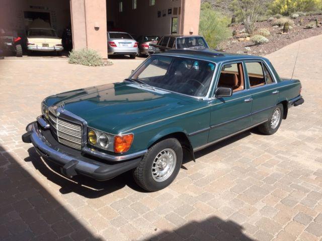 1976 280S Mercedes-Benz NO RESERVE! Rare comfortable classic!
