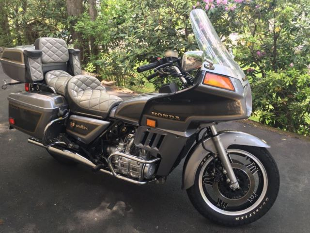1982 Honda Gold Wing with ONLY 7000 Original Miles!!!!