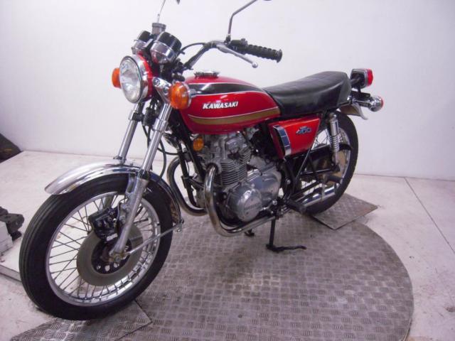 Kawasaki Z400 KZ400D Z650 Z1000 Z900 Z1