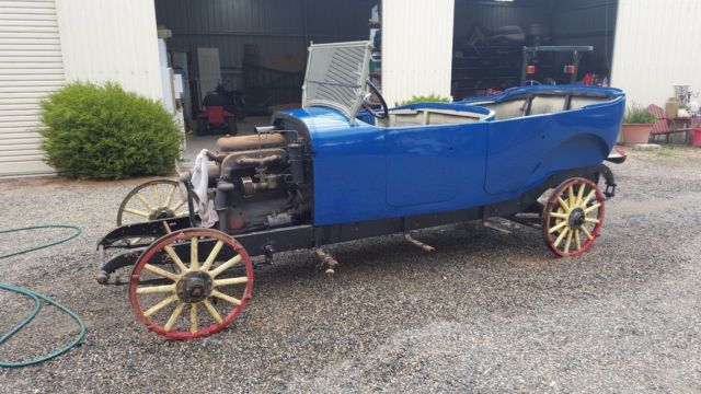 1921 NASH 4 CYLINDER  VERY RARE ONLY 4 IN AUSTRALIA