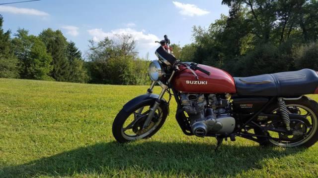 1977 Suzuki GS750