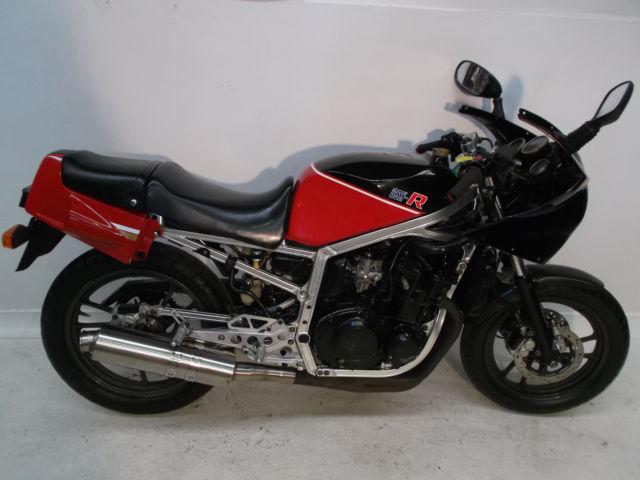Suzuki GSXR 400 1984
