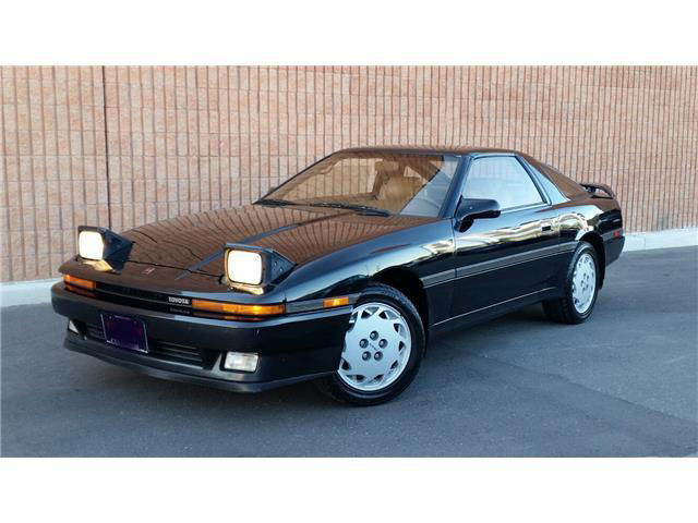 1987 Toyota Supra Turbo Targa 5 speed Original Unmolested