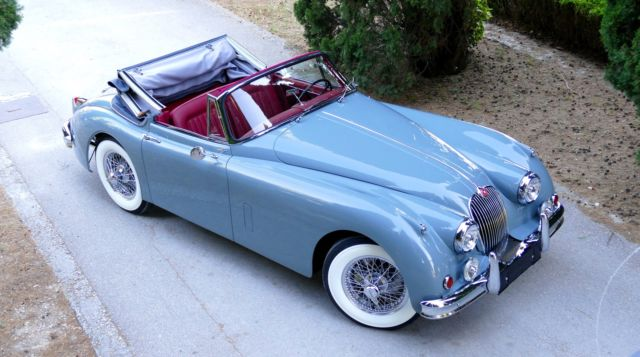 "Jaguar xk 150 ""S"" DHC 3.4L, ultra rare car, only 66 ever made, Concourse !!!!"