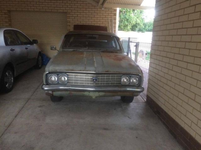 Holden premier ht 1969