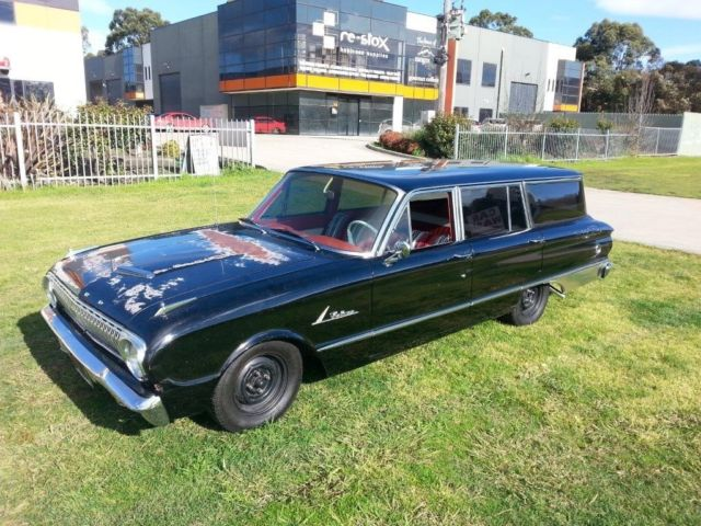 1962 Ford Falcon Wagon V8