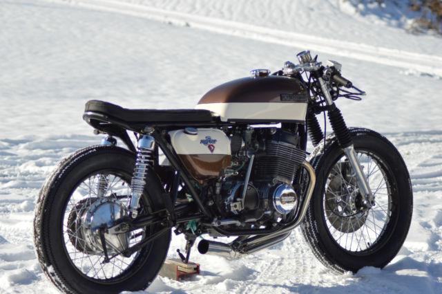 1973 honda cb750 cb vintage cafe racer ahrma brat