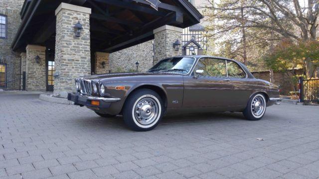 Jaguar: XJ6 coupe