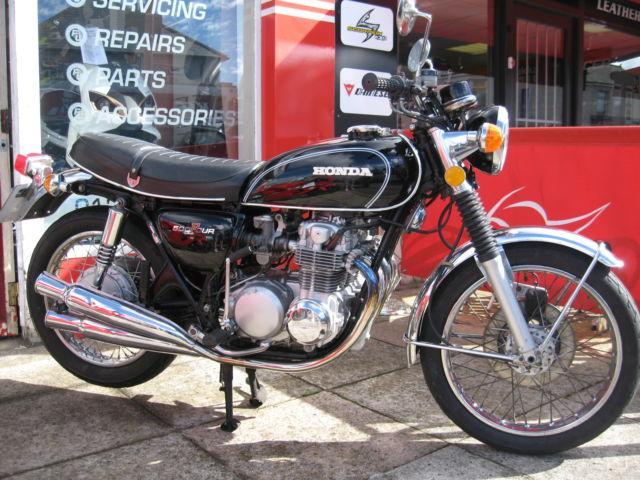 HONDA CB500 Four K1 - 1972 lovely condition - For sale