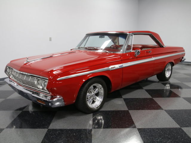 426 STREET WEDGE, 4 SPD, HURST SHIFT, VERY NICE PAINT/INTERIOR, VERY CLEAN, A++!