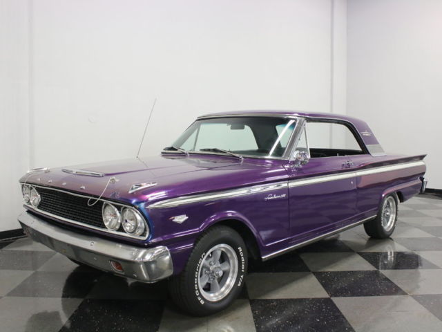 VERY COOL PAINT W/ GHOST FLAMES, GREAT RUNNING 260 V8, 4 SPEED, PWR STEER, NICE!