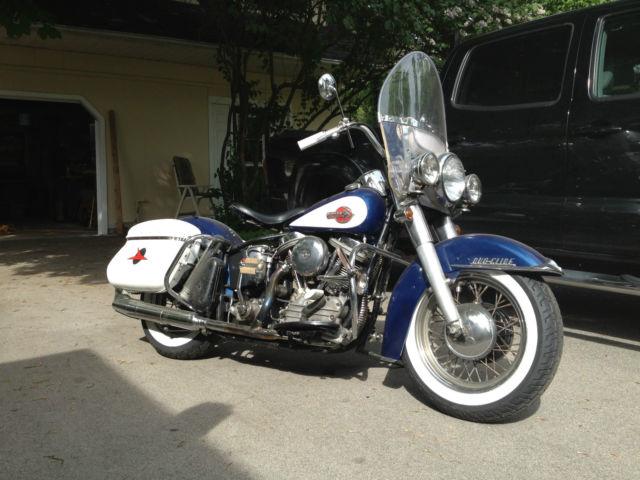 1960 Harley Davidson panhead