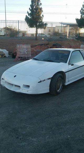 1986 Pontiac Fiero GT 2.8l