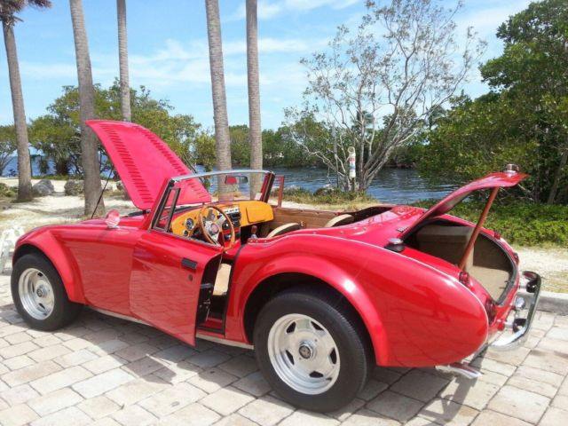 NO RESERVE  1967 Austin Healy Sebring Replica/ Classic Car/ Other Makes