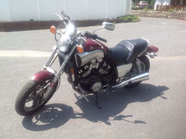 1985 Yamaha V-Max 1200 - NO RESERVE - High Bidder Wins !!