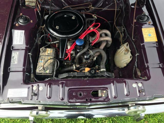 Ford Cortina 1600E MK2 Series 2 For Sale Sheffield, United Kingdom