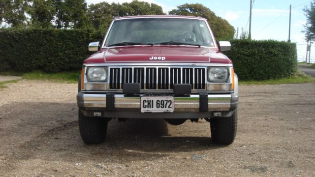 Jeep Cherokee Laredo 4.0 LHD (All American) Only 49,000 Miles, One Owner
