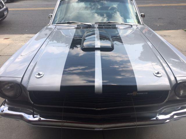1966 Mustang Fastback Resto Mod