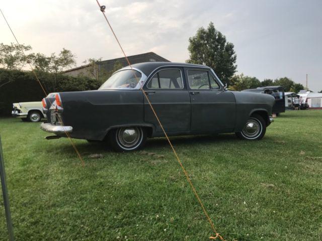 Ford consul mk2 Lowline 1961 Bargain Banbury oxon