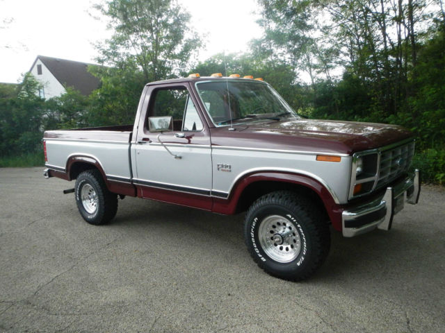 1982 ford f 150 for sale saint charles illinois united states. Black Bedroom Furniture Sets. Home Design Ideas