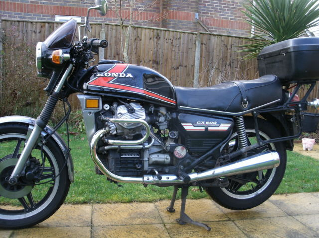 Burgess Hill United Kingdom  city photos gallery : HONDA CX 500 For Sale Burgess Hill, United Kingdom ...