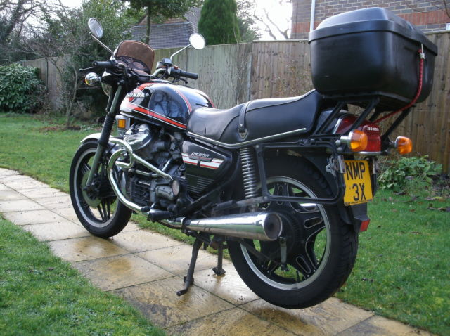 Burgess Hill United Kingdom  city photos : HONDA CX 500 For Sale Burgess Hill, United Kingdom ...