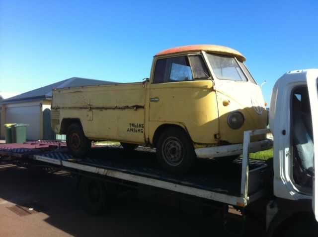 Volkswagen Kombi 1959 Split Window Ute - One Owner