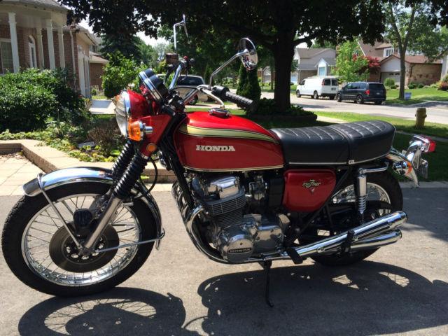 Honda : CB