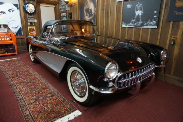 Chevrolet : Corvette conv