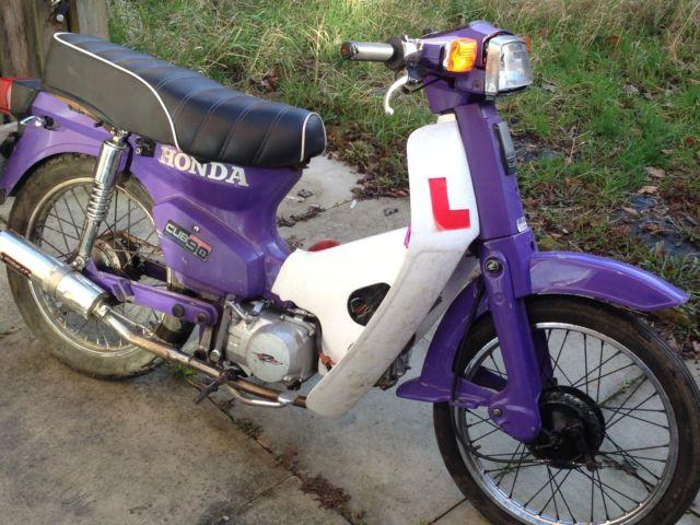 Honda C90 Cub 1984