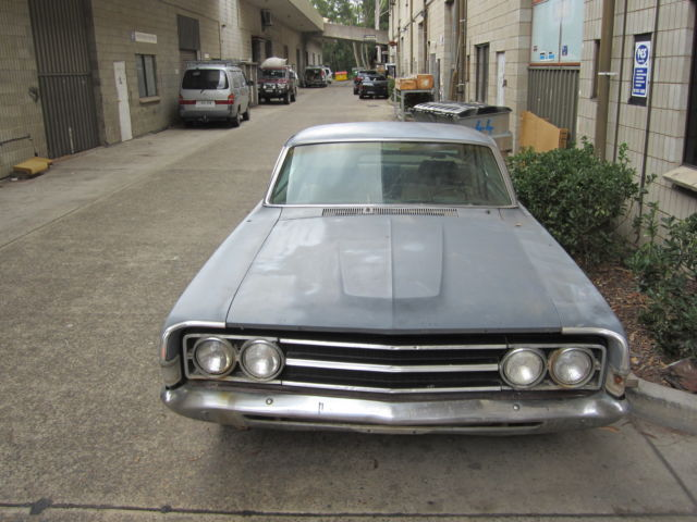 FORD TORINO 1969 2 DOOR 351 WINDSOR AUTO