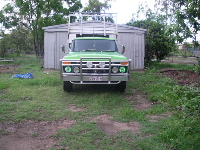 Ford F100 1977 Louisville Custom