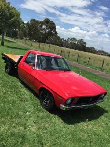 Holden Hq kingswood 1 Tonner Ute 1973 PRICE DROP!!!