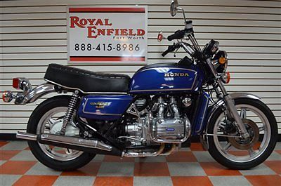 1978 Honda Gold Wing GL1000 GOLDWING