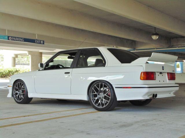 1988 BMW M3 E30 m3 m5 m6 e36 e46 Coupe For Sale Miami