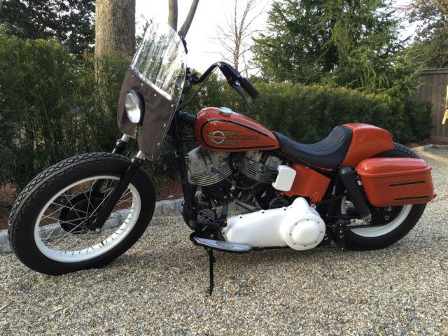 1967 Harley-Davidson Other