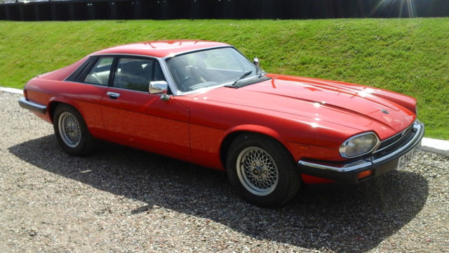 Jaguar XJS 3.6 Manual 1990