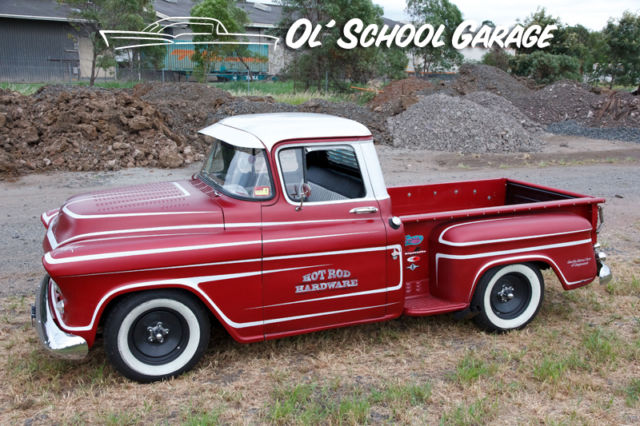 1955 Chevrolet Stepside Pick-up