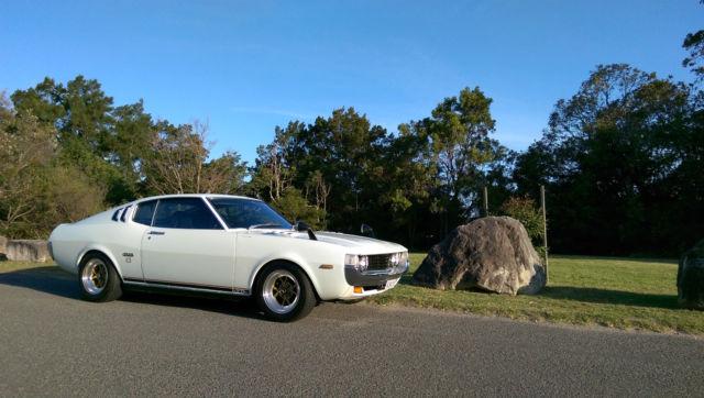JDM 1975 Toyota Celica Liftback GT2000 RA25