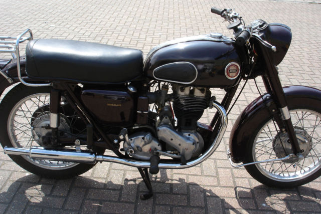 Ariel NH350 British Classic Motorcycle