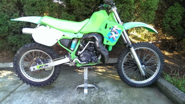 1987 KX500, SUIT RESTORE, VMX NOT CR500, YZ490, RM500