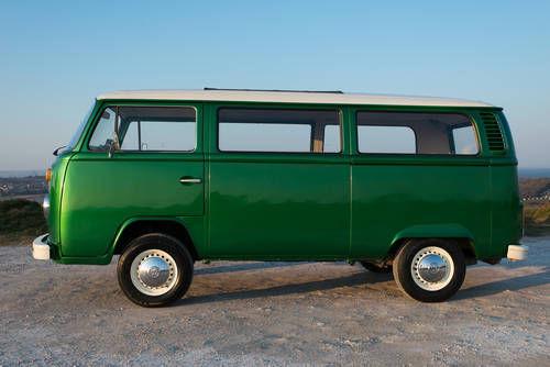 VW baywindow van (1975)