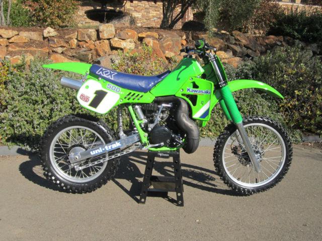 1985 Kawasaki KX