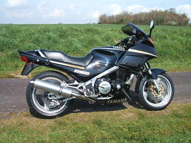 1989 Yamaha FJ1200