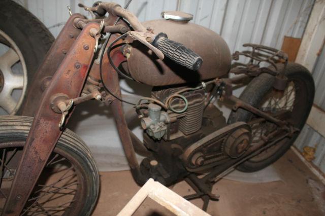1948 Other Makes RARE 1948 Steyr-Daimler-Puch Graz