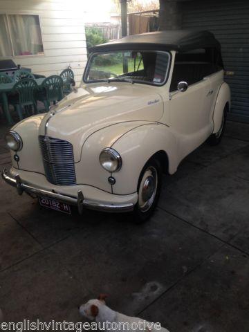 1949 Austin A40 Tourer Restored