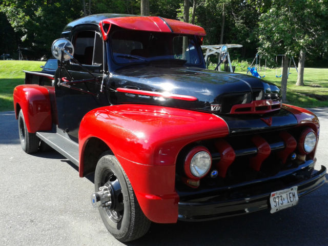 Ford : Other Pickups F6 1 ton Pick up