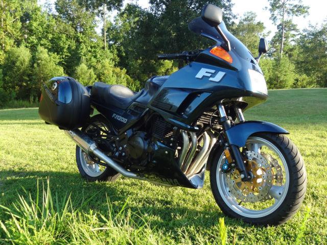 1989 Yamaha FJ 1200