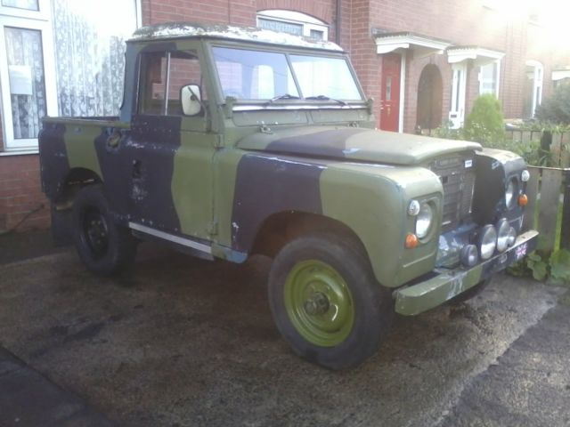 land rover series 3 petrol spares project repare