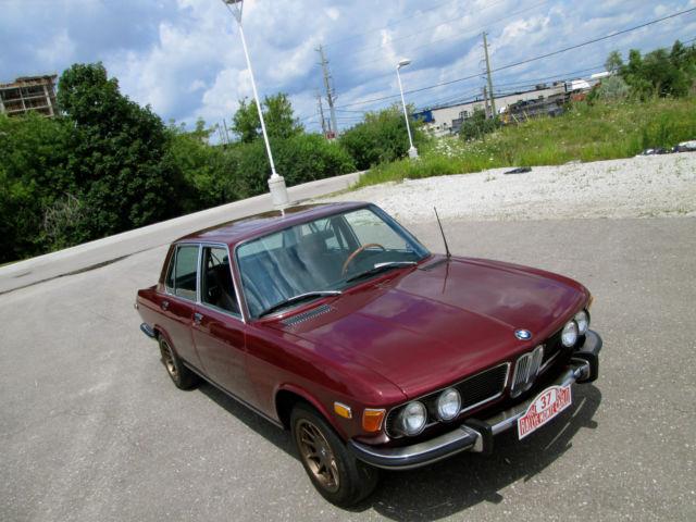 1971 BMW Other BAVARIA 2500